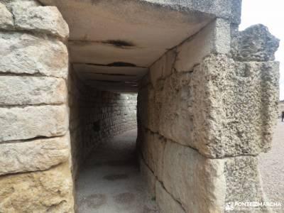 Parque Arqueológico Segóbriga-Monasterio Uclés;la selva de irati tietar senderismo cantabria
